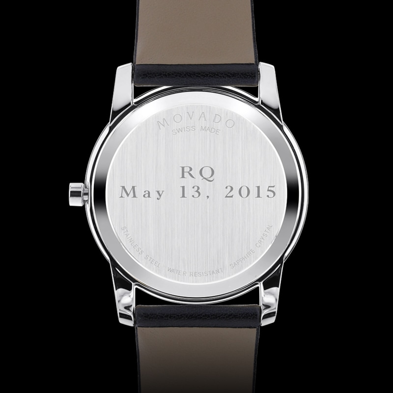 professionally engrave a watch